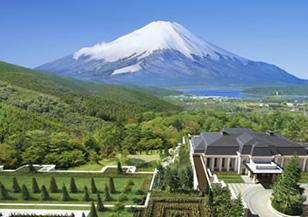 リゾート会員施設「XIV山中湖」